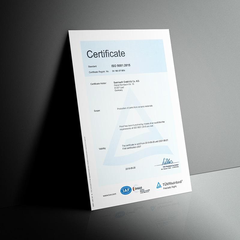 sembach-certificate-9001